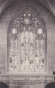 New Jersey Princeton Moses Taylor Pyne Memorial Window In The Chapel Princeto...