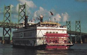 Quad City Queen, Largest Sightseeing & Dinner Boats, Bettendorf, Iowa, 1940-1...