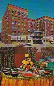 Hotel Davenport And Restaurant Davenport Iowa