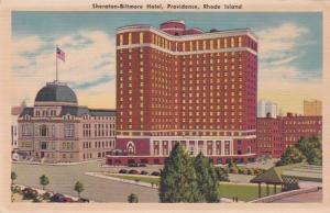 Rhode Island Providence Sheraton-Biltmore Hotel