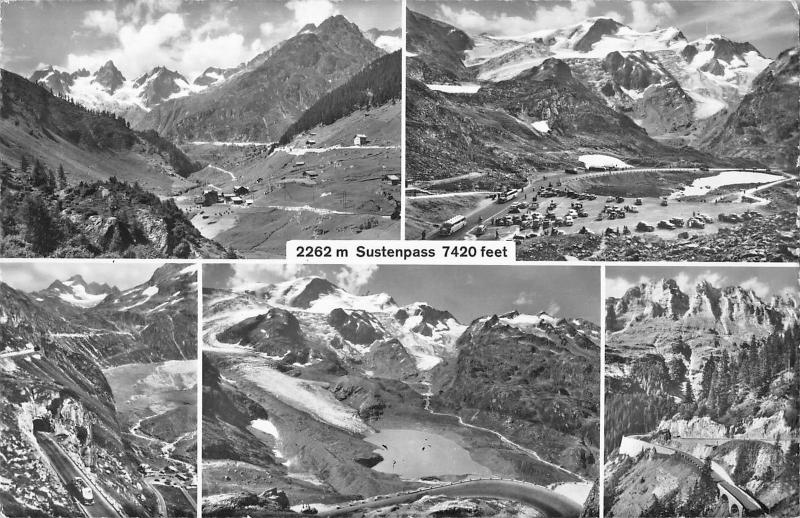 BR71446 sustenpass switzerland