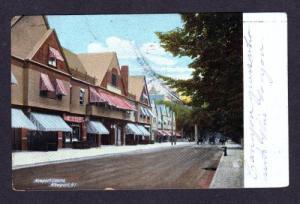 RI View Newport Casino RHODE ISLAND UDB Postcard