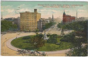 Wa. D.C. - Cumberland & Portland Apartments -Thomas Circle