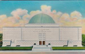 Pennsylvania Pittsburgh Million Dollar Buhl Planetarium and Institute Of Popu...