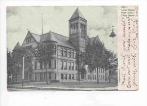 Cedar Rapids High School, Cedar Rapids, Iowa, PU-1907