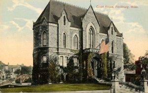 MA - Fitchburg. County Court House