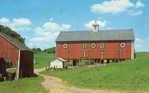 PA - Berks County. Hex Sign Barn