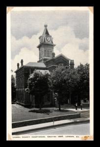 LAUREL COUNTY COURTHOUSE LONDON KENTUCKY