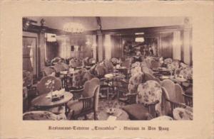 Netherlands Den Haag Restaurant Taberne Trocadero