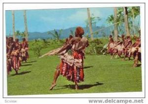Spear Dance, Fiji, 40-60s