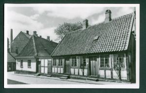 Denmark. Postcard. Photo. H.C. Andersen Childhood's Home