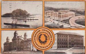 Syracuse University, Syracuse, New York, PU-1908