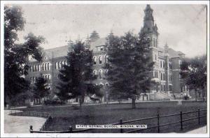 State Normal School, Winona MN
