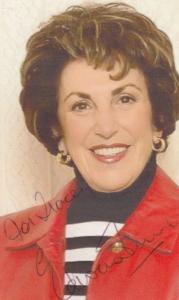 Edwina Currie Conservative MP Small Hand Signed Photo