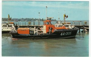 RNLI Harwich Lifeboat Margaret Graham PPC By Colourmaster, Unposted, c 1970's