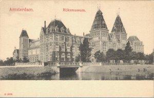 Netherlands Amsterdam Rijksmuseum 06.01