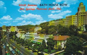 Arkansas Hot Springs Bath House Row