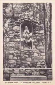 New Jersey Butler Our Ladys Grotto St Vincent De Paul Camp Albertype