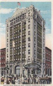 WHEELING , West Virginia, 1919 ; National Bank