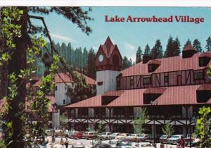 California Lake Arrowhead Village