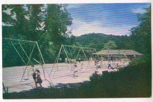 Children's Playground, Wheeling Park, Wheeling WV