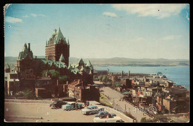 Quebec - A View for The Citadel