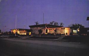 Exterior, Town Hall,  Hawkesbury,  Ontario,  Canada,  40-60s