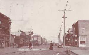 RP: Round Street , LETHBRIDGE , Alberta , Canada , PU-1910