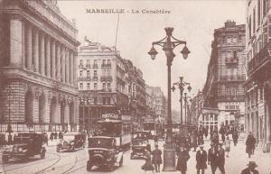 France Marseilles La Canebiere