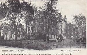 New Jersey Camden Cooper Hospital 1907