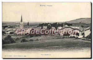 Old Postcard Vittel Vue Generale
