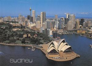 Australia Sydney Opera General view Buildings