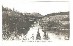 RP: Miles Canyon near WHITEPASS , Y.T. , Canada , 1910s