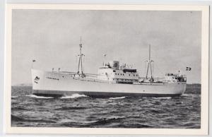 M/S Torsholm - Swedish American Line