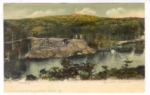 Hjortparken i Slottskogen, Göteborg, Sweden, 1900-1910s