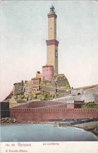 La Lanterna, Genova (Liguria), Italy, 1900-1910s