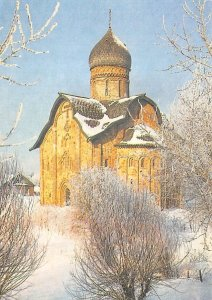Church of St Peter and Paul at Kozhevniki Russian Federation, Russia Unused