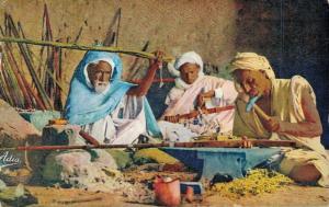 Marocco Scenes Types D'Afrique DU Nord Artisans arabes 02.81