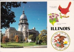 Illinois Springfield State Capitol Builidng
