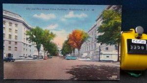 STD Vintage United States Capitol Bldg by William Thornton Washington DC Unposte