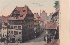 Germany Nuernberg Duererhaus