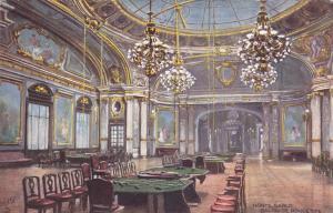 MONTE CARLO, 00-10s; Salon De Roulette ; TUCK 7053 no. 27
