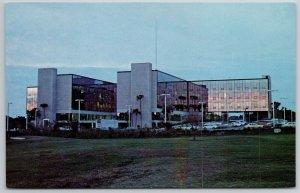 Largo FL~Parking Lot Full as the Sun Goes Down~Medical Center Hospital~1970s PC