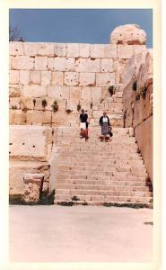 Baalbek, Lebanon Postcard, Carte Postale  Baalbek
