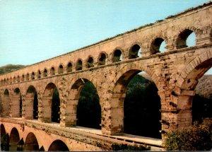 France Boulbon  Commune de Vers Pont Du Gard