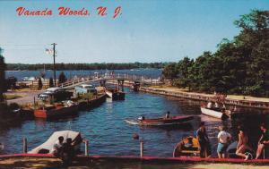 Boat Basin , VANADA WOODS , New Jersey , 50-60s