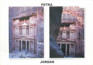 Postcard Jordan Petra