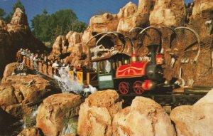 DISNEYLAND, 1950s-60s; Big Thunder Mountain Railroad