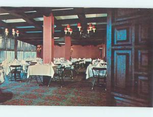 Pre-1980 WILLIAM HILTON RESTAURANT Hilton Head Island South Carolina SC M8616