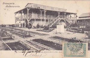 Madagascar Tresorie Andevorante 1910